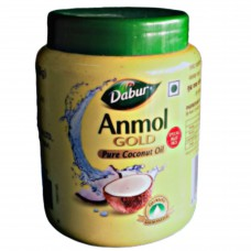 Dabur Anmol GOLD Pure Coconut Oil 500ml  ( 455g )